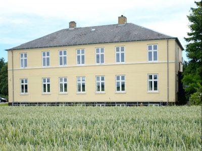 Pedersborg bygning